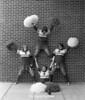 1975 Cheerleaders sheet 47 198