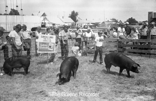 1976 Butler County Fair and 4H