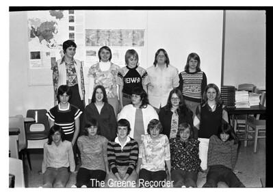 1976 School Miscellaneous