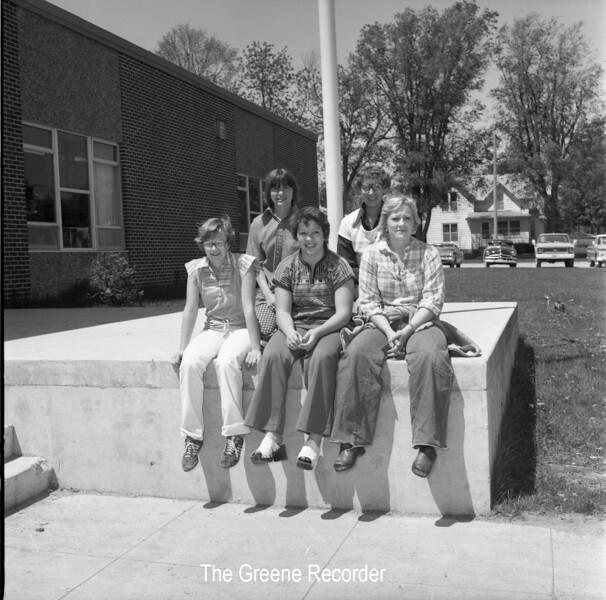 1977 to 78 Cheerleaders 801