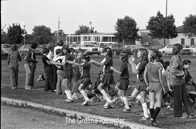 1981 7th FB Cheerleaders 405