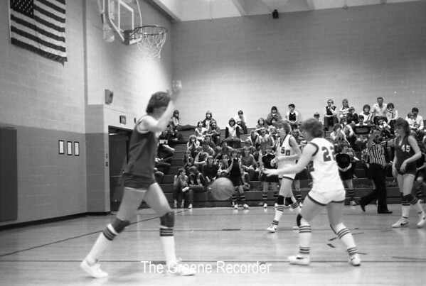 1983 Girls Basketball