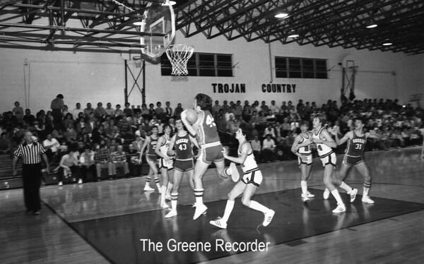 1983 Greene Boys vs Allison-Bristow