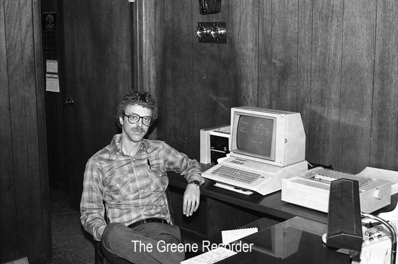 1984 Bruce Sneed sheet 09 354