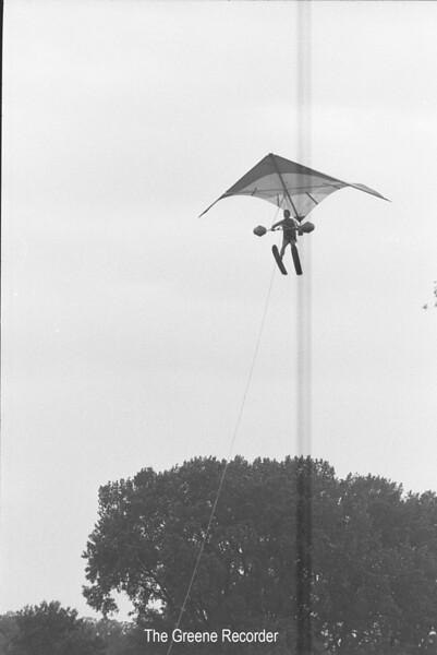 1984 River Days Water Hawks kite sheet 18 224
