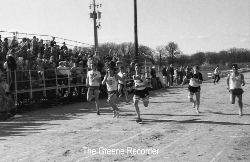 1977 Track Sheet 40 627