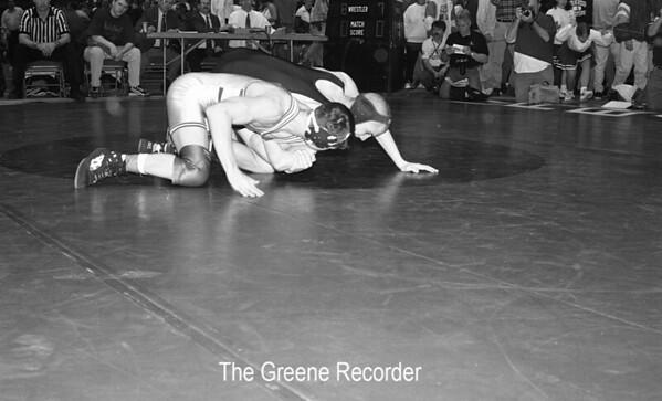 1996 Wrestling