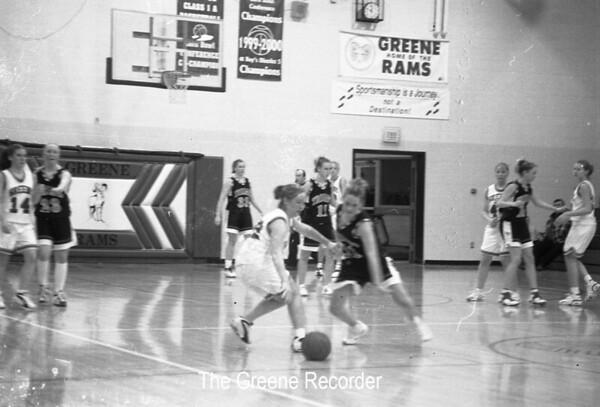 2001 Basketball