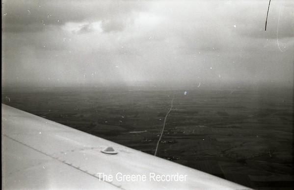 Aerial photos of Greene