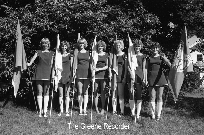 1975 flag girls sheet 22 432