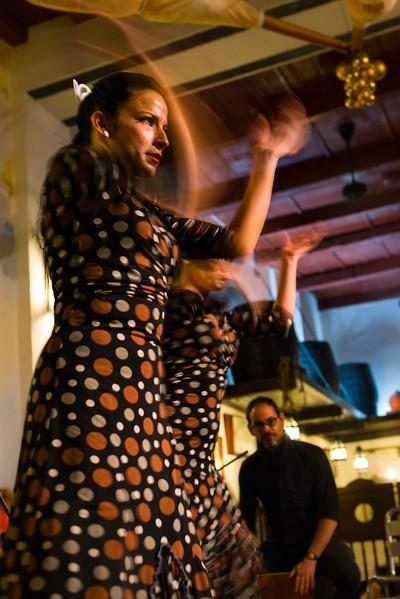 Dancers. Again