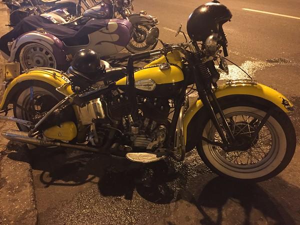 Harley's.