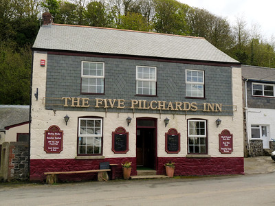 The Five Pilchards Inn