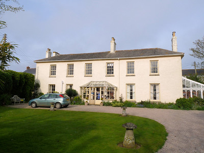 The Old Vicarage, Mullion