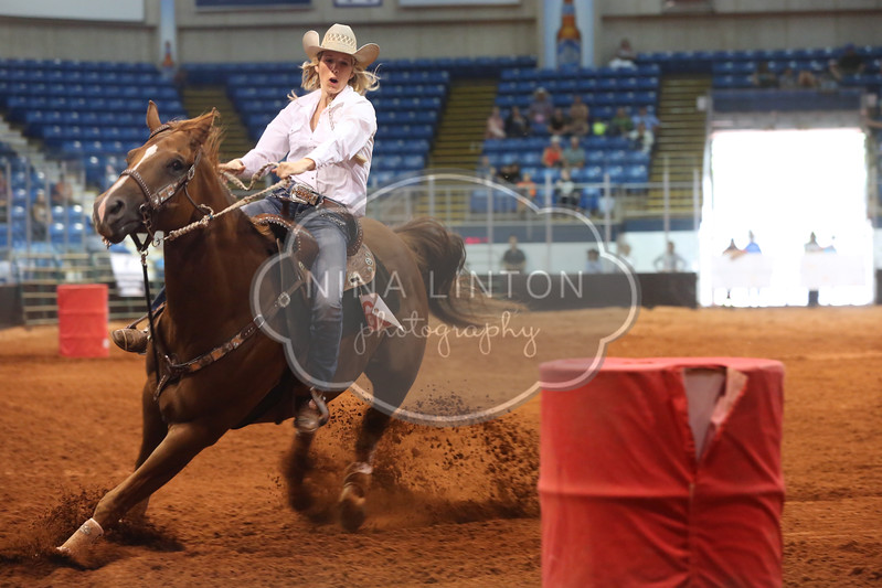 Old Home Week Barrels, Poles and Cattle Penning 2017