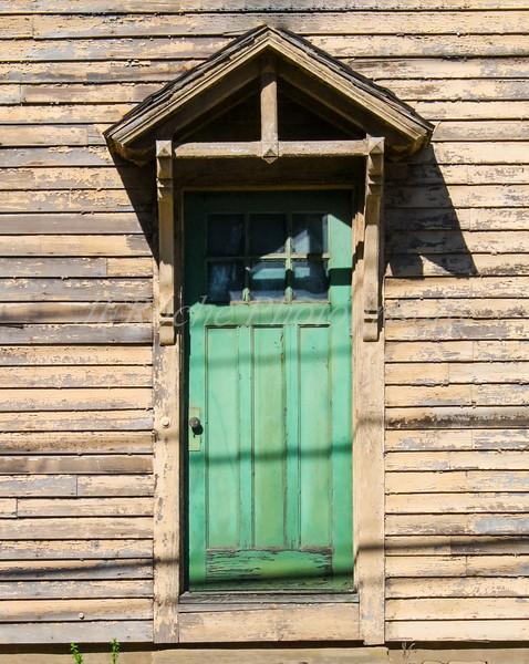 Grady's Door.