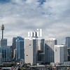 The Classic Sydney Skyline and Cityscape
