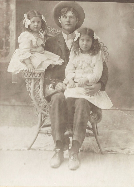 Frank A Lewis,s Uncle