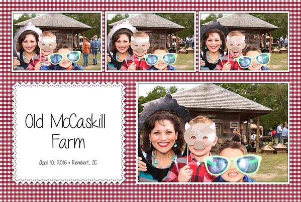 Old McCaskill Farm 2016