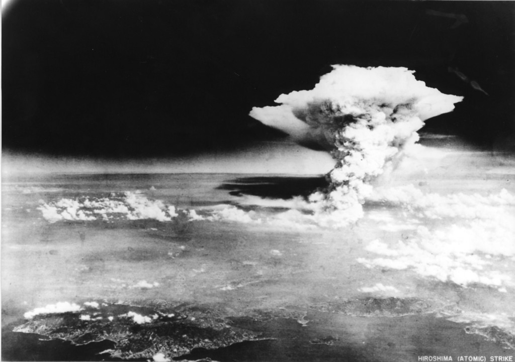 The Bombing Of Hiroshima, 70 Years Ago, August 6, 1945