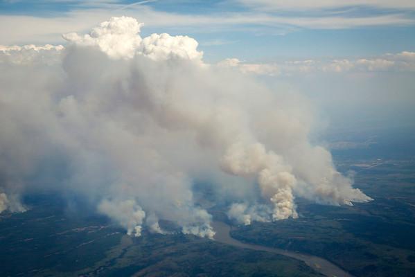 2016-05-04 Canada Wildfire