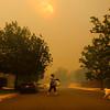 Waldo Canyon Fire continues to grow, Tuesday June 26, 2012, near Colorado Spring. RJ Sangosti, The Denver Post