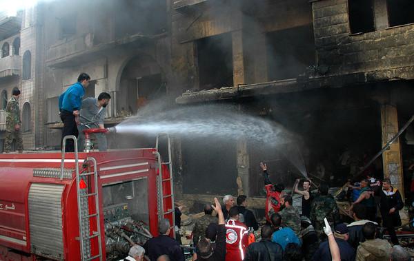 2014-04-22 Syrian rebels in Homs