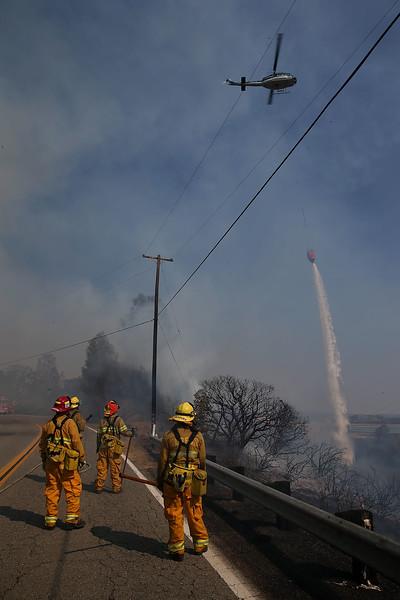 2015-08-03 California Wildfire