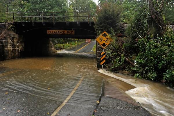 2015-10-02 Hurricane Joaquin causes heavy rains, flooding