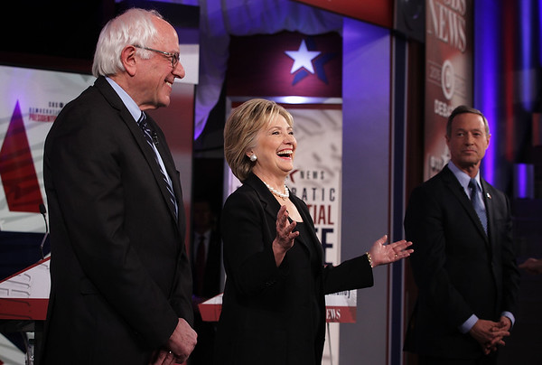 2015-11-14 Second Democratic Debate
