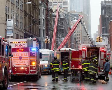 2016-02-05 Crane collapse in New York