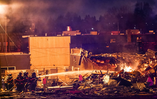 2016-03-09 Explosion in Seattle