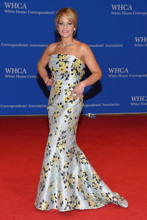 . Candace Cameron-Bure attends the 102nd White House Correspondents\' Association Dinner on April 30, 2016 in Washington, DC.  (Photo by Larry Busacca/Getty Images)