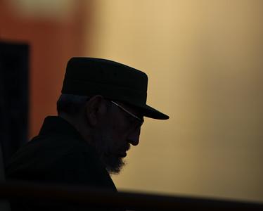 2015-01-09 Fidel Castro Dies