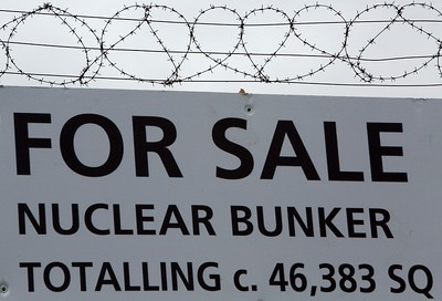 2016-02-04 Nuclear bunker for sale in Ireland