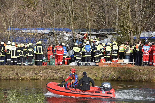 2016-02-09 Deadly train crash in Germany