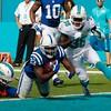 APTOPIX Colts Dolphins Football