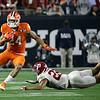 Playoff Championship Clemson Alabama Football