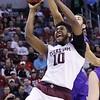 NCAA N Iowa Texas A M Basketball