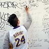 Kobe-LA Says Goodbye Basketball