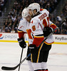Flames Avalanche Hockey