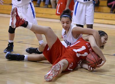 2014-02-05 Regis Girls Basketball