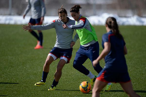 2014-04-04 USA Women's Soccer