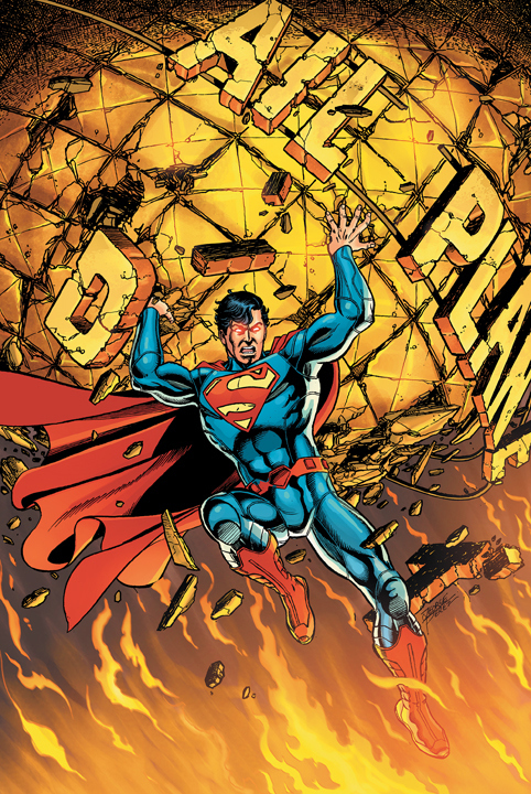 ". In this comic book image released by DC Comics, the cover of ""Superman\"" No. 1, is shown. Heirs of Superman artist Joe Shuster had sought to reclaim the copyrights, but a judge ruled they relinquished that right more than two decades ago. The ruling Wednesday, Oct. 17, 2012, by U.S. District Judge Otis Wright II means that DC Comics and its owner Warner Bros. will retain all rights to continue using the character in books, films, television and other mediums. (AP Photo/DC Comics, File)"