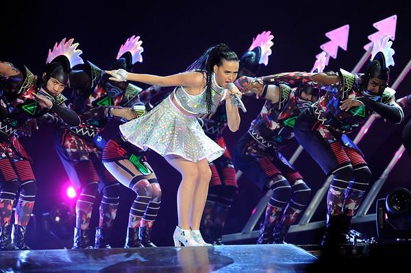 2014-10-01 Katy Perry in Denver