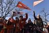 Bronco Super Bowl 50 victory parade