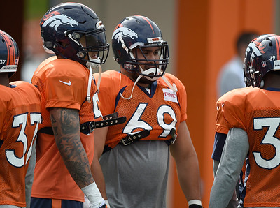 2015-08-06 Broncos Training Camp