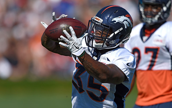 2015-08-12 Broncos Practice