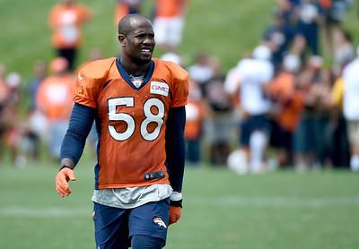 2015-08-18 Broncos Practice
