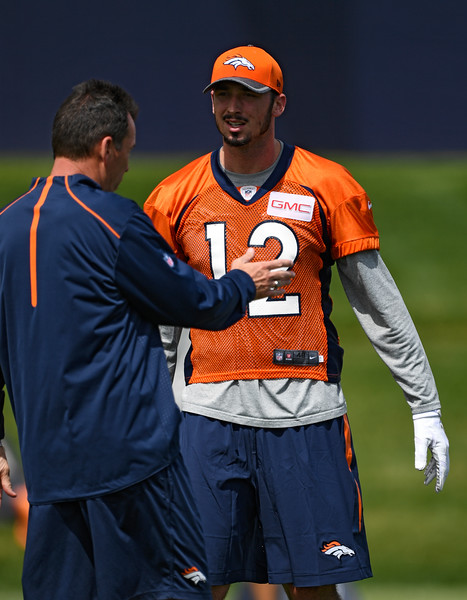 2016-05-06 Broncos rookie minicamp